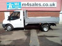 Ford Transit 350 MWB S/C DROPSIDE 115PS
