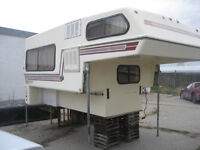 Bigfoot fibreglass Pick Up Camper 9 feet $3,700.00 or trade
