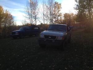 2003 Ford Ranger FX4 LVL2 Pickup Truck