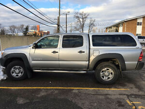 2015 Toyota Tacoma Prerunner Double Cab Pickup Truck