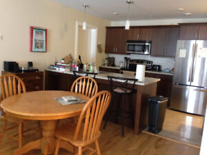 2 bedroom, 2 bath, with a den,Downtown, Ready May 1st