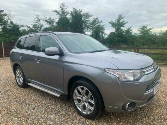 ROLLS ROYCE SPEC 2015 Mitsubishi Outlander 2 0 4X4 PHEV HYBRID Auto GX5h £0  TAX | in Beccles, Suffolk | Gumtree