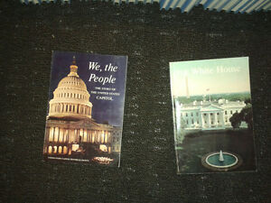 The White House and We, The People books