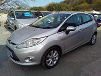 2010 Ford Fiesta 1.4 ( 96ps ) automatic Zetec