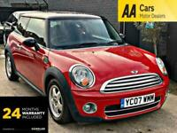 2007 MINI Hatch 1.6 Cooper D 3dr Hatchback Diesel Manual