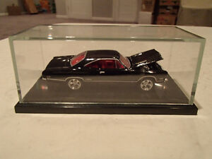 Hot Wheels Black 1969 69 Plymouth GTX 426 HEMI w/Real Rubber Rid Sarnia Sarnia Area image 1