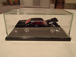 Hot Wheels Black 1969 69 Plymouth GTX 426 HEMI w/Real Rubber Rid