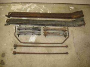 Vega Monza Rear Suspension Parts