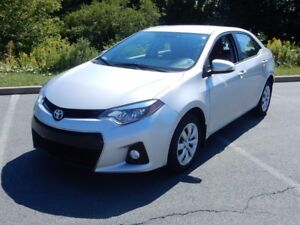 2016 Toyota COROLLA WOW!!! GREAT VALUE! LOW KM!
