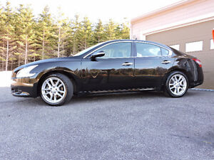 2009 Nissan Maxima Premium Package Sedan