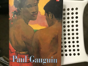 Paul Gauguin French edition , a very big book
