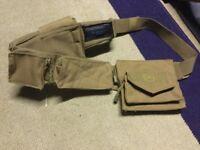 Pentagon Superbelt, adjustable belt, multiple pockets and zips. Utility belt designed for everyday