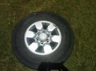 4 x Toyota Hilux Rims/tyres Lennox Head Ballina Area image 2