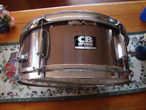 CB drums 14x5 wood snare