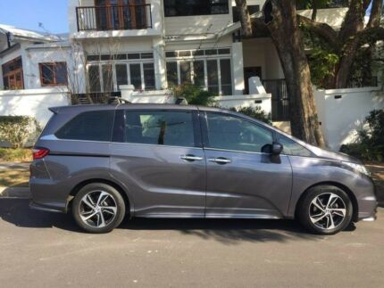 2014 Honda Odyssey Boondall Brisbane North East Preview