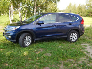 Honda 2016 CR-V AWD SE - With Extras!