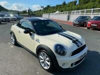 2014 14 MINI COUPE 1.6 COOPER S 181bhp with only 16,000 miles & FSH