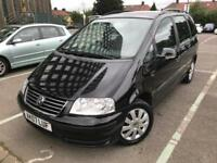 2007 (07) Volkswagen Sharan 1.9 TDI PD 7 Seater 6 Months Warranty Included