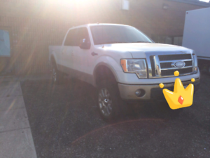Testing the waters on 2010 king ranch f150 for trade