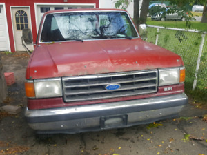 1987 ford pickup