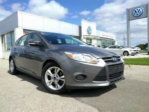 LOW KM 2014 Ford Focus Hatchback SE w/ BLUETOOTH