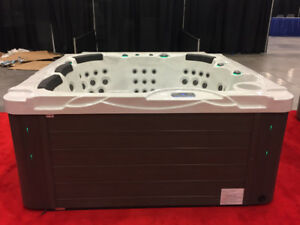 Ho-ho-ho Be Well Canadian Hot Tub Sale!!!