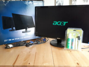 "Acer 23"" Wide LCD Monitor - P236H"