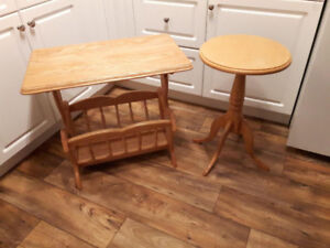 NEED GONE - ACCENT / SIDE TABLES
