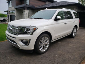 Ford Expedition 2018 Platinum