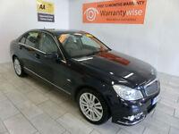 2011 Mercedes-Benz C250 2.1CDI Blue F 7G-Tronic CDI Elegance Edition 125