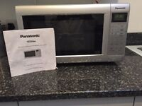 Panasonic 900 Watt Inverter Microwave