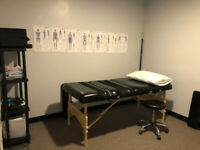Registered Massage Therapy Space Available