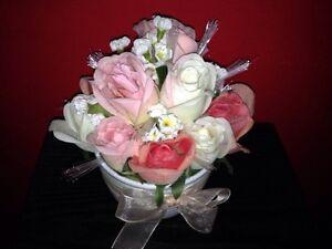 Fibre Optic Roses