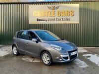 2011 Renault Scenic Expression MPV Diesel Manual