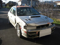 2000 Subaru Impreza Ice Racer Edition Hatchback
