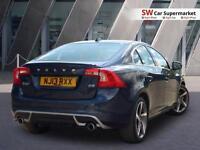 Volvo S60 D5 R-Design Lux 2.4L 4dr