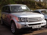 Land Rover Range Rover Sport 4.2 V8 (silver) 2006