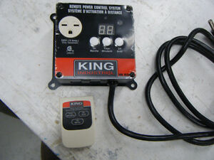 Remote Power Control System Campbell River Comox Valley Area image 1
