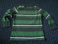 Boys Size 4 Long Sleeve Cotton T-Shirt by Old Navy