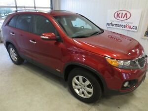 2013 Kia Sorento 2.4L LX AWD at