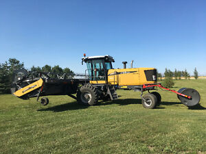 Challenger 9740 Swather