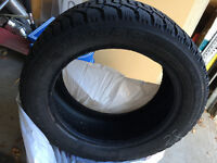 Set of winter tires - Goodyear Nordic 225/50r17