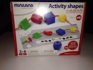 Patterns toddler toy