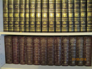 """Two sets of Readers Digest """"Original Classic"""" writings"""