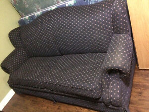 Sofa bed and chair moving need gone Asap
