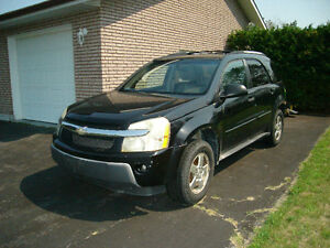 2005 Equinox Parts Vehicle