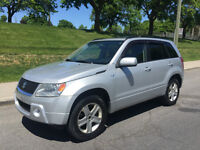 2006 SUZUKI GRAND VITARA , 4X4 , AUTOMATIQUE, TOIT , DEMARREUR