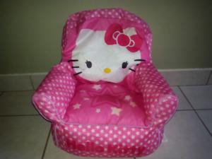 Hello kitty bean bag chair.