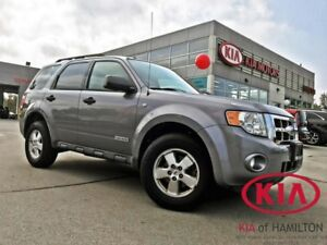 2008 Ford Escape XLT | AUTO | FWD | SUPER CLEAN | WELL MAINTAINE