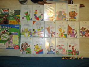DVDs Baby Einstein and Leap Frog Prince George British Columbia image 1
